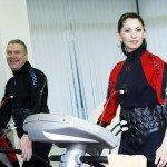 Иван Лечев и Жени Александрова