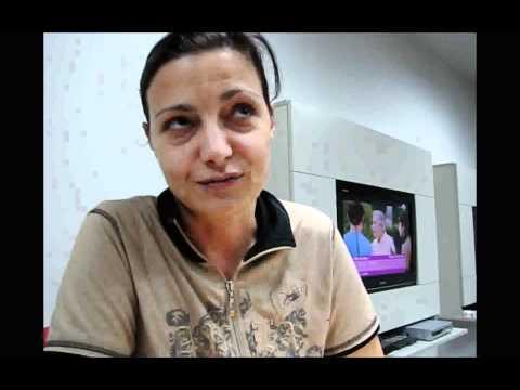 HYPOXI тренировка – Катя, ноември, 2011